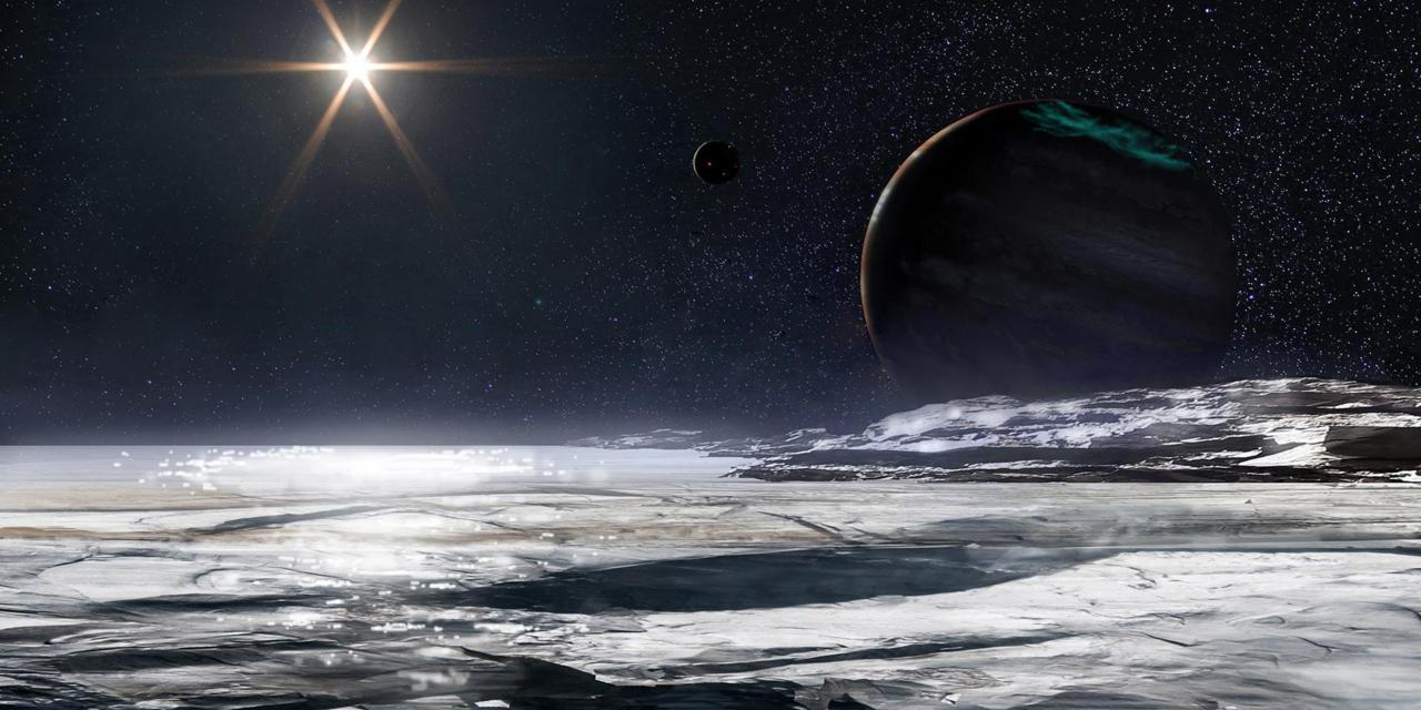 The new Moon Race 2020s version and the Moon Frozen Water.