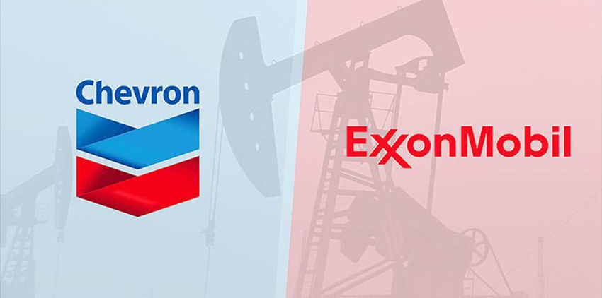 Exxon Mobil, Chevron and Occidental Petroleum Finally joined the Oil & Gas Climate Initiative, 'if you can't beat them, join them'.