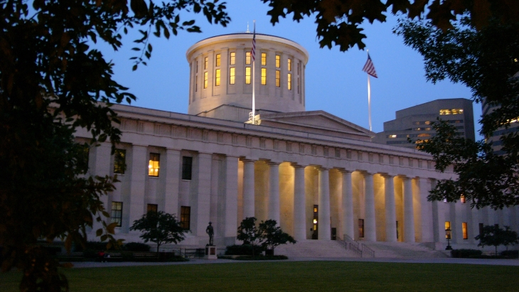 Ohio lawmakers introduce clean energy bill