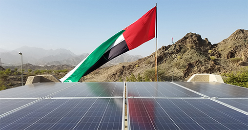 ABB to help deliver clean energy in Dubai