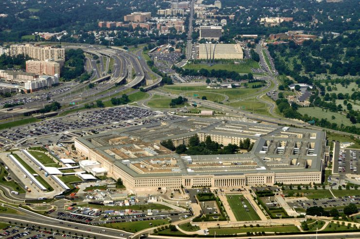 The Pentagon emits more greenhouse gases than Portugal or Sweden, study says