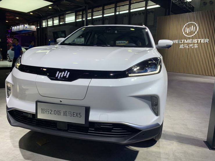 As China cuts support for its electric carmakers, auto firms could face a 'war of attrition'