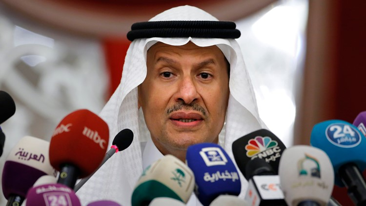 Saudi Arabia says full oil production restored within the month