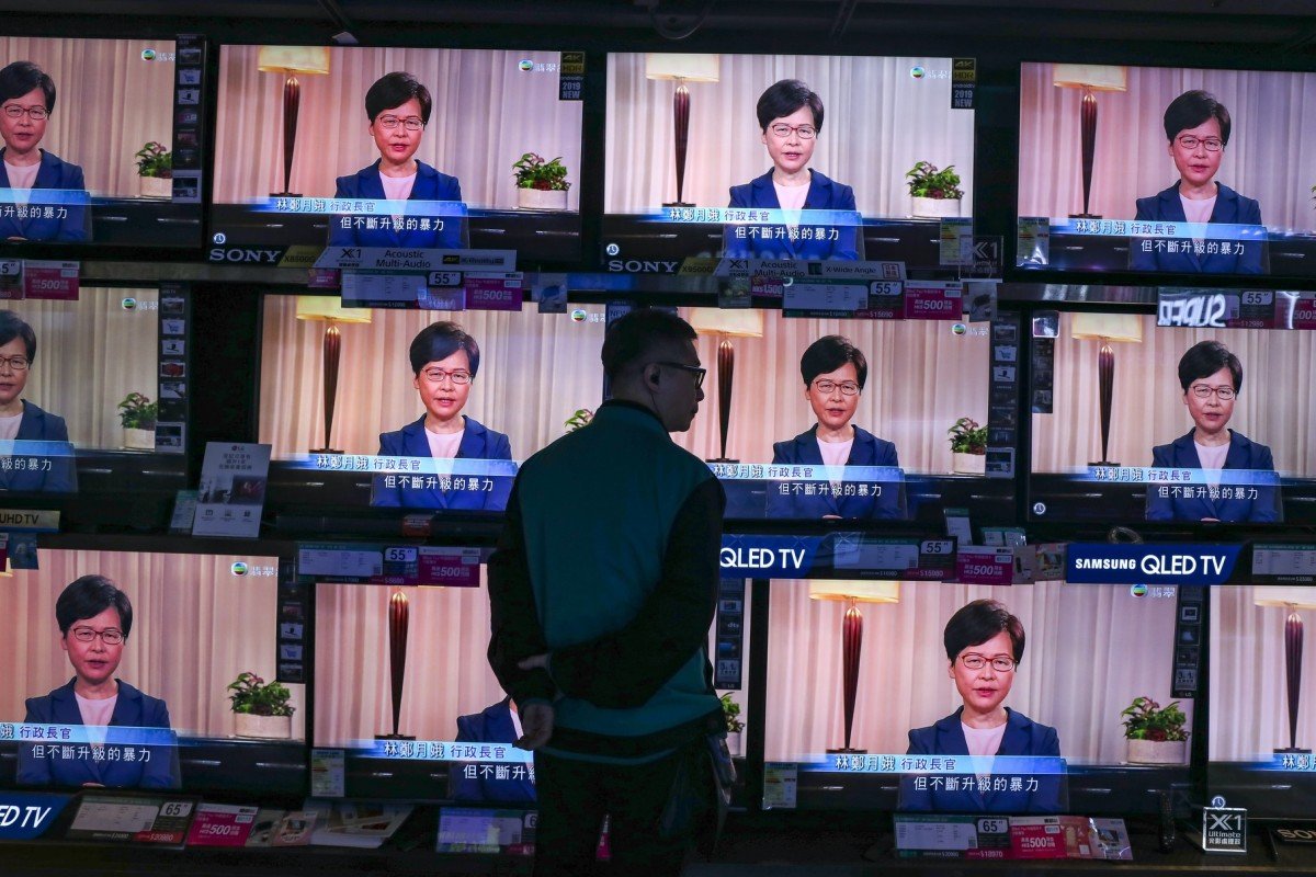 Embattled Hong Kong leader Carrie Lam's bombshell withdrawal of extradition bill draws more scepticism than hope for end to weeks of turmoil
