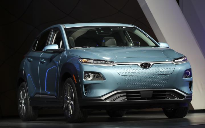Hyundai NZ recalls Kona electric car due to battery fire risk